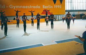 Gymnaestrada Berlin - 1995